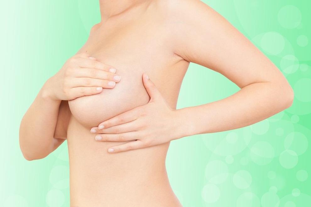 Пластика груди без имплантов